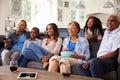 Multi Generation Black Family ...