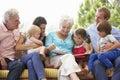 Multi Generation Family Readin...