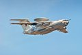 Multi plane a u airborne warning and control product nato reporting name mainstay hold aircraft early Stock Photo