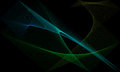 Multicolor abstract background flowing lines Stock Photos