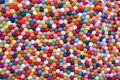 Multicolor Balls of Wool Royalty Free Stock Photo
