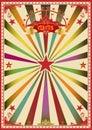 Multicolor Circus