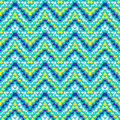 Multicolor geometric hipster pattern zigzag ornament stylization mexican native art texture textile print wallpaper website Royalty Free Stock Image