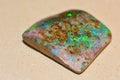 Multicolor opal