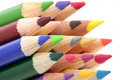 Multicolor pencils Royalty Free Stock Photo