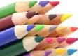 Multicolor pencils Royalty Free Stock Photo