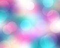 Multicolor rainbow blur background. Royalty Free Stock Photo