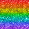 Multicolor rainbow glitter background. Vector Royalty Free Stock Photo