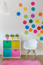 Multicolor Room For Child