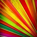 Multicolor Sunbeams grunge Stock Images