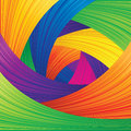 Multicolored Abstract Vector Background Royalty Free Stock Photo