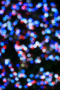 Multicolored defocused bokeh lights background Royalty Free Stock Photo