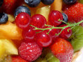 Multicolored fruits Royalty Free Stock Photography