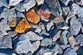 Multicolored gravel Royalty Free Stock Photo