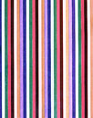 Multicolored striped pattern background abstract multicoloured vertical lines Stock Images