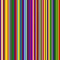 Multicolored stripes Royalty Free Stock Images