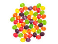 Multicolored sweet sugary candy Royalty Free Stock Photo