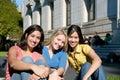 Multikultúrna študenti na univerzita