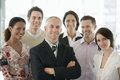 Multiethnic Business People Sm...