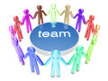 Multiethnic Team Stock Photos