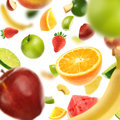 Multifruit Stock Photography