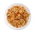 Multigrain Cereal Royalty Free Stock Image