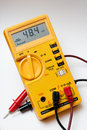 Multimeter Royalty Free Stock Photos