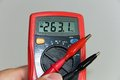Multimeter Royalty Free Stock Photo