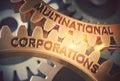 Multinational Corporations. 3D.