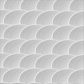 Multiple circular backgrounds stacked to form a background for design EPS 10 - vector concept