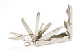 Multitool Royalty Free Stock Photo