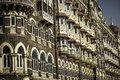 MUMBAI, INDIA - FEBRUARY 25: The Taj Mahal Palace Hotel is a five star luxury hotel located near Gateway of India.