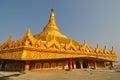 Mumbai Pagoda Royalty Free Stock Photo