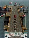 Mumbles Pier Royalty Free Stock Photo