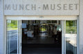 Munch museum in oslo museet is an art norway dedicated to the work and life of the painter edvard – was Stock Photo
