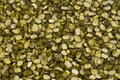 Mung beans indian traditional food Stock Image