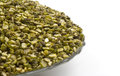 Mung beans indian traditional food Royalty Free Stock Photos