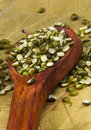 Mung beans indian traditional food Stock Photography