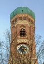 Munich frauenkirche bavaria cathedral of our dear lady germany Royalty Free Stock Photography