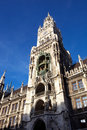 Munich Neues Rathaus Royalty Free Stock Photo