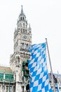 Munich Town Hall Royalty Free Stock Photography