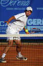MUNOZ DE LA NAVA, ATP TENNIS PLAYER Stock Photo