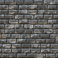 Mur de briques en pierre sans joint Photo stock