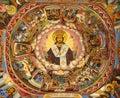Mural from Rilski monastery