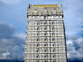 Murudeshwara temple exterior Royalty Free Stock Photo