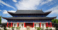 Mus residence lijiang old town yunnan china is the tusi yamen of the naxi ethnic group in during the ming dynasty it is situated Stock Photos