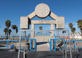 Muscle Beach Venice California Stock Photos