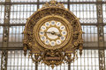 Musee d'Orsay in Paris, France Royalty Free Stock Photo