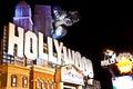 Museo de la cera de Hollywood en Branson MES Imágenes de archivo libres de regalías