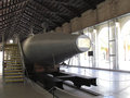 Museo naval cartagena spain the electric submarine of isaac peral one of the most important spanish inventors of xix century at Royalty Free Stock Photos